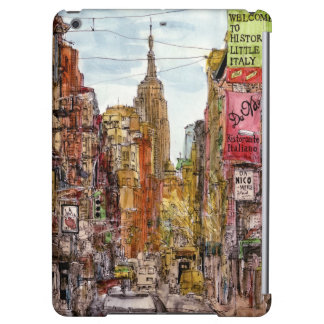 City Scene II Cover For iPad Air