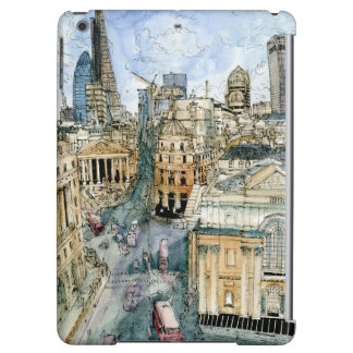 City Scene III iPad Air Case