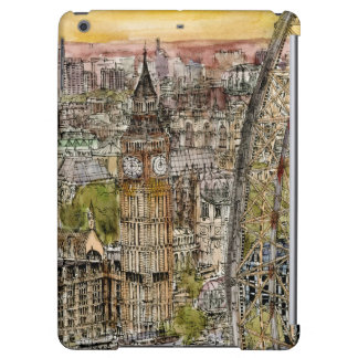 City Scene IV Cover For iPad Air
