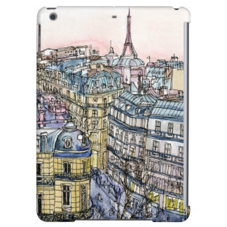 City Scene IX iPad Air Cover