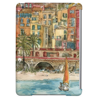 City Scene V iPad Air Cover