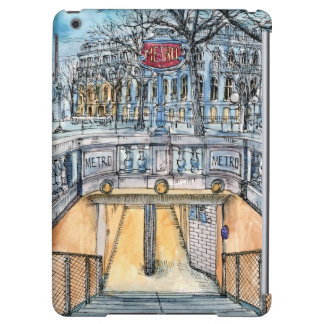 City Scene VI iPad Air Cover