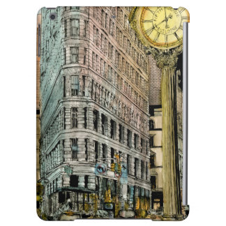 City Scene VII Cover For iPad Air