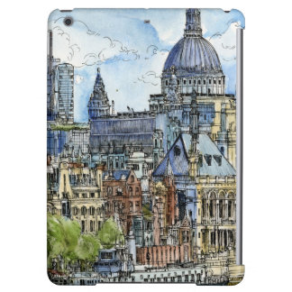 City Scene X Cover For iPad Air