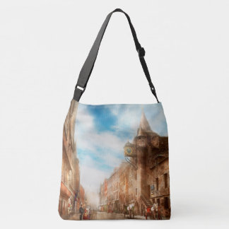 City - Scotland - Tolbooth operator 1865 Crossbody Bag