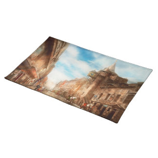 City - Scotland - Tolbooth operator 1865 Placemats