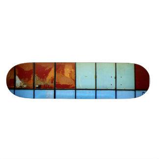 City skateboard. skateboard deck