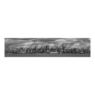 City - Skyline - The ever changing skyline Poster