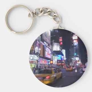 City Streets Keychain