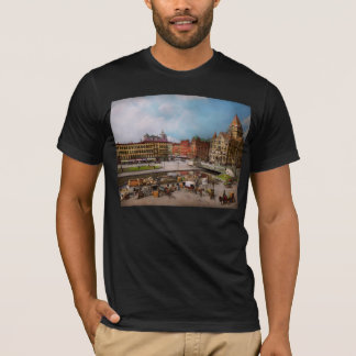 City - Syracuse NY - The Clinton Square Canal 1905 T-Shirt
