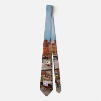 City - Syracuse NY - The Clinton Square Canal 1905 Tie