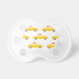 City Taxi Pacifier