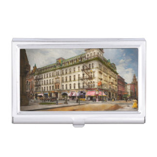 City - Toledo OH - Got a Boody Call 1910 Business Card Holder
