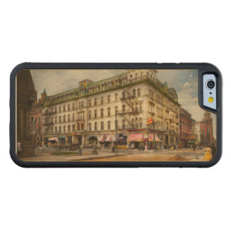City - Toledo OH - Got a Boody Call 1910 Carved Maple iPhone 6 Bumper Case