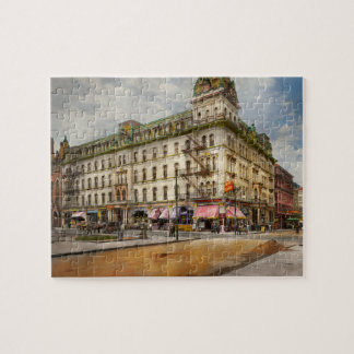 City - Toledo OH - Got a Boody Call 1910 Jigsaw Puzzle