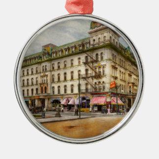 City - Toledo OH - Got a Boody Call 1910 Metal Ornament