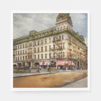 City - Toledo OH - Got a Boody Call 1910 Paper Napkin