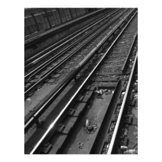 City Tracks Letterhead