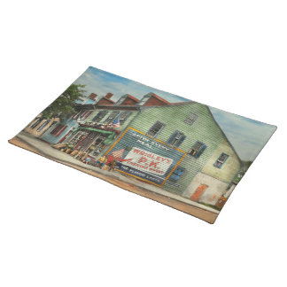 City - VA - C&G Grocery Store 1927 Placemat