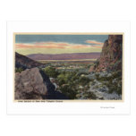 City View from Tahquitz Canyon Post Card