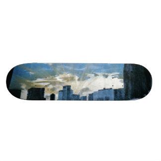 City View Skate Deck