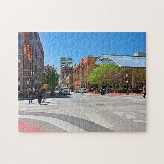 City Walk Jigsaw Puzzle