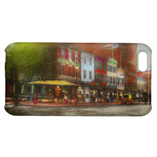 City - Washington DC - Life on 7th St 1912 Case For iPhone 5C