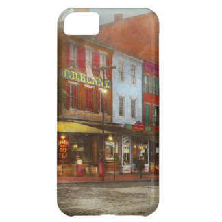 City - Washington DC - Life on 7th St 1912 iPhone 5C Cover