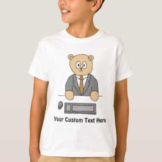 City Worker Professional. T Shirts