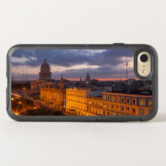 Cityscape at sunset, Havana, Cuba OtterBox Symmetry iPhone 7 Case