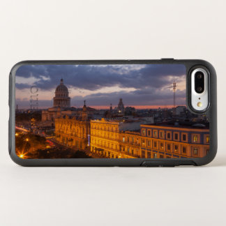 Cityscape at sunset, Havana, Cuba OtterBox Symmetry iPhone 7 Plus Case