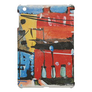 cityscape by Lyn Graybeal iPad Mini Cover