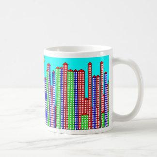 Cityscape Coffee Mug