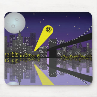 @Cityscape mouse pad