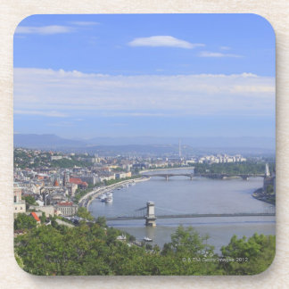 Cityscape of Budapest Coaster