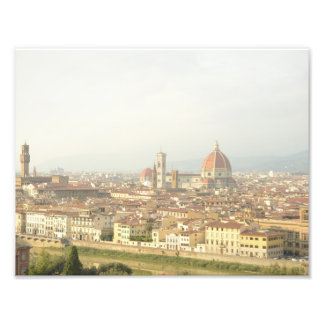 Cityscape of Florence, Italy Photo