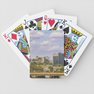 Cityscape of Recife, Pernambuco Brazil Bicycle Playing Cards