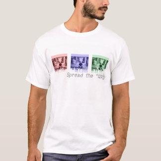 CityScape RBG 2 T-Shirt - Customized