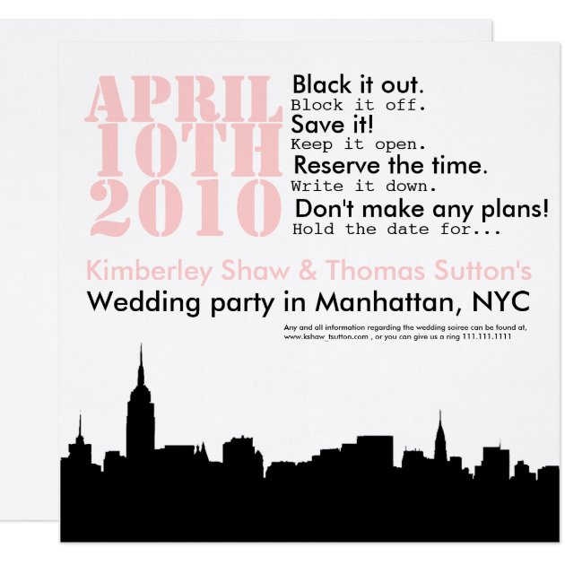 Invitation To Wedding Party was nice invitations layout
