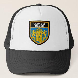 Ciudad de México Flag Trucker Hat