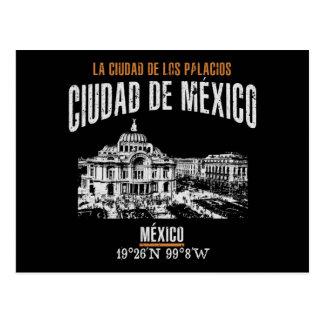 Ciudad de México Postcard