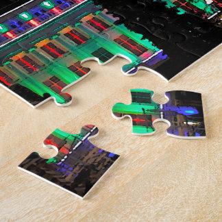 Civic Center, Denver, Colorado Jigsaw Puzzle