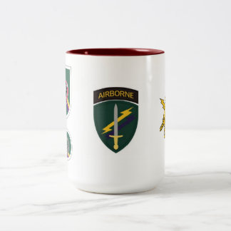 Civil Affairs Psychological Operation Command Mug