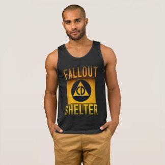 Civil Defense Fallout Shelter Atomic Age Grunge :