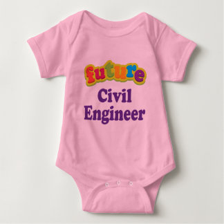 Civil Engineer (Future) Infant Baby T-Shirt