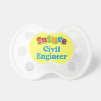 Civil Engineer (Future) Pacifier Gift