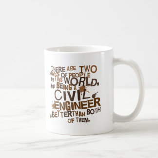 Civil Engineer Gift Coffee Mug
