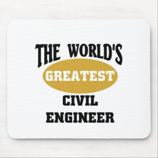 Civil Engineer Mouse Pad