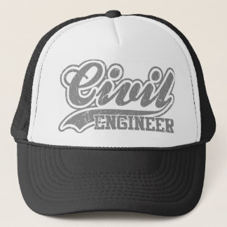 Civil Engineer Trucker Hat