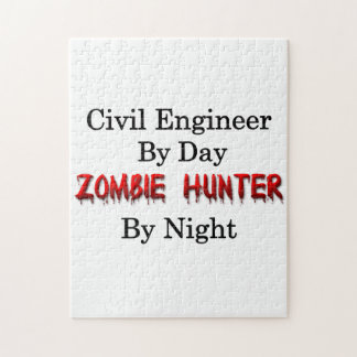 Civil Engineer/Zombie Hunter Puzzle